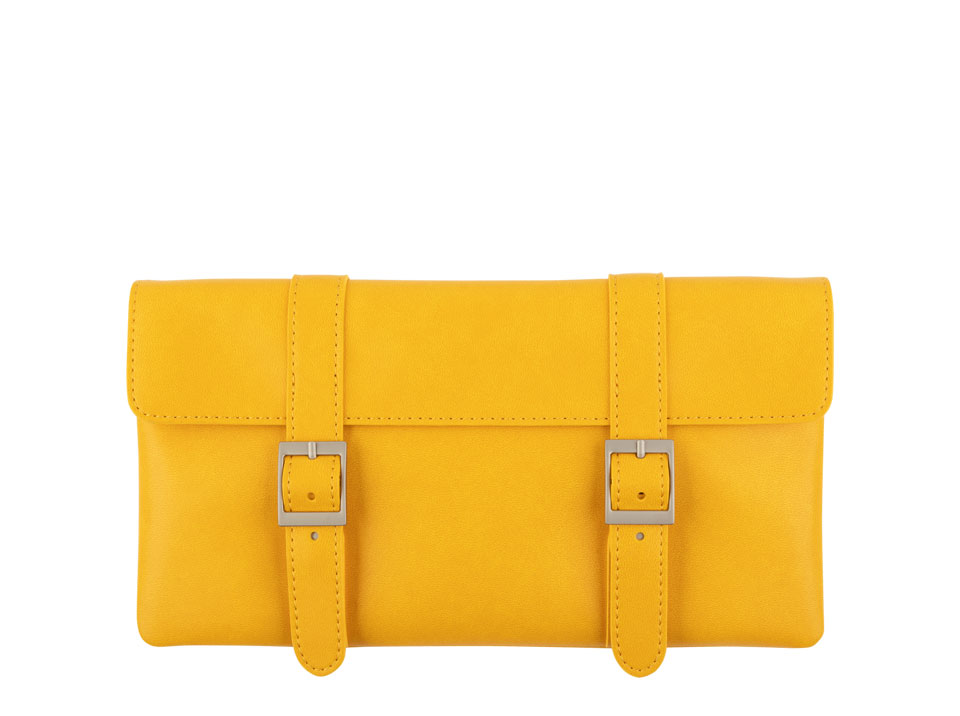 Clutches  Canary Yellow