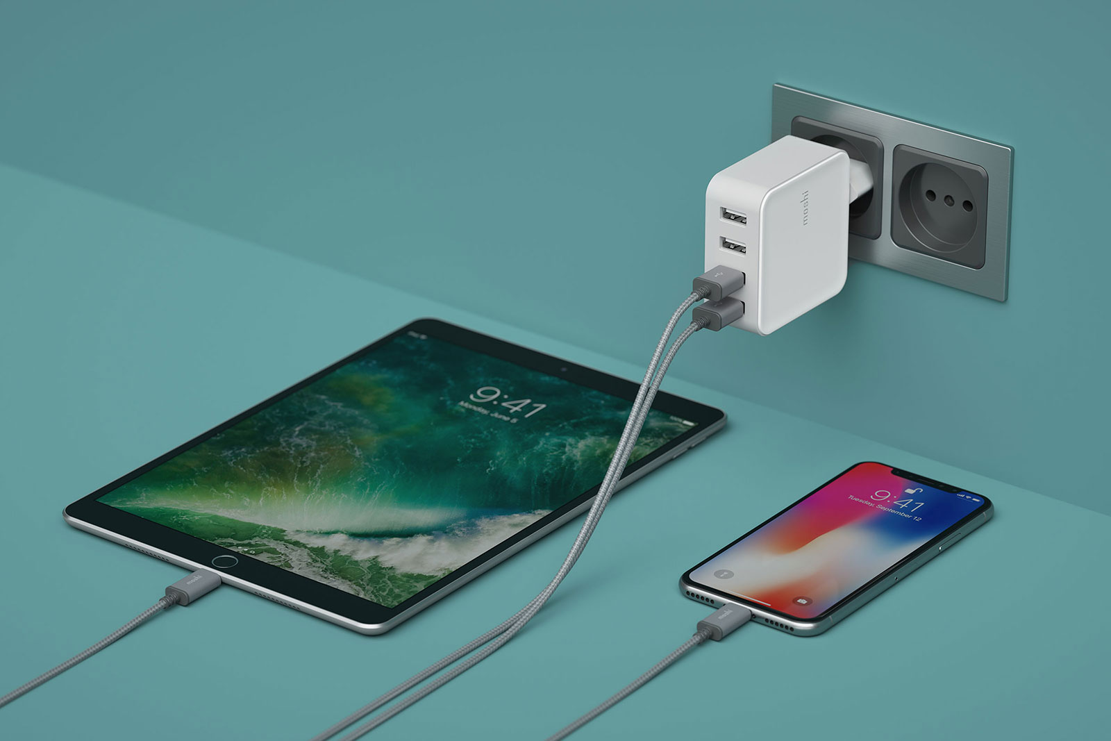 For all your charging needs