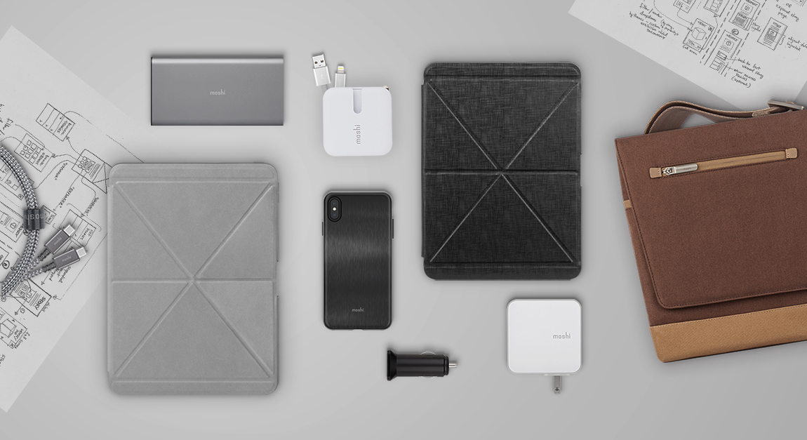 Sleek Accessories for the Latest iPads
