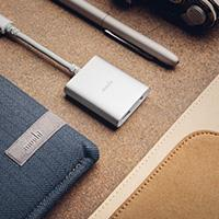 Moshi Releases 2nd-generation USB-C Digital Audio Adapter with Charging, Certified by Google