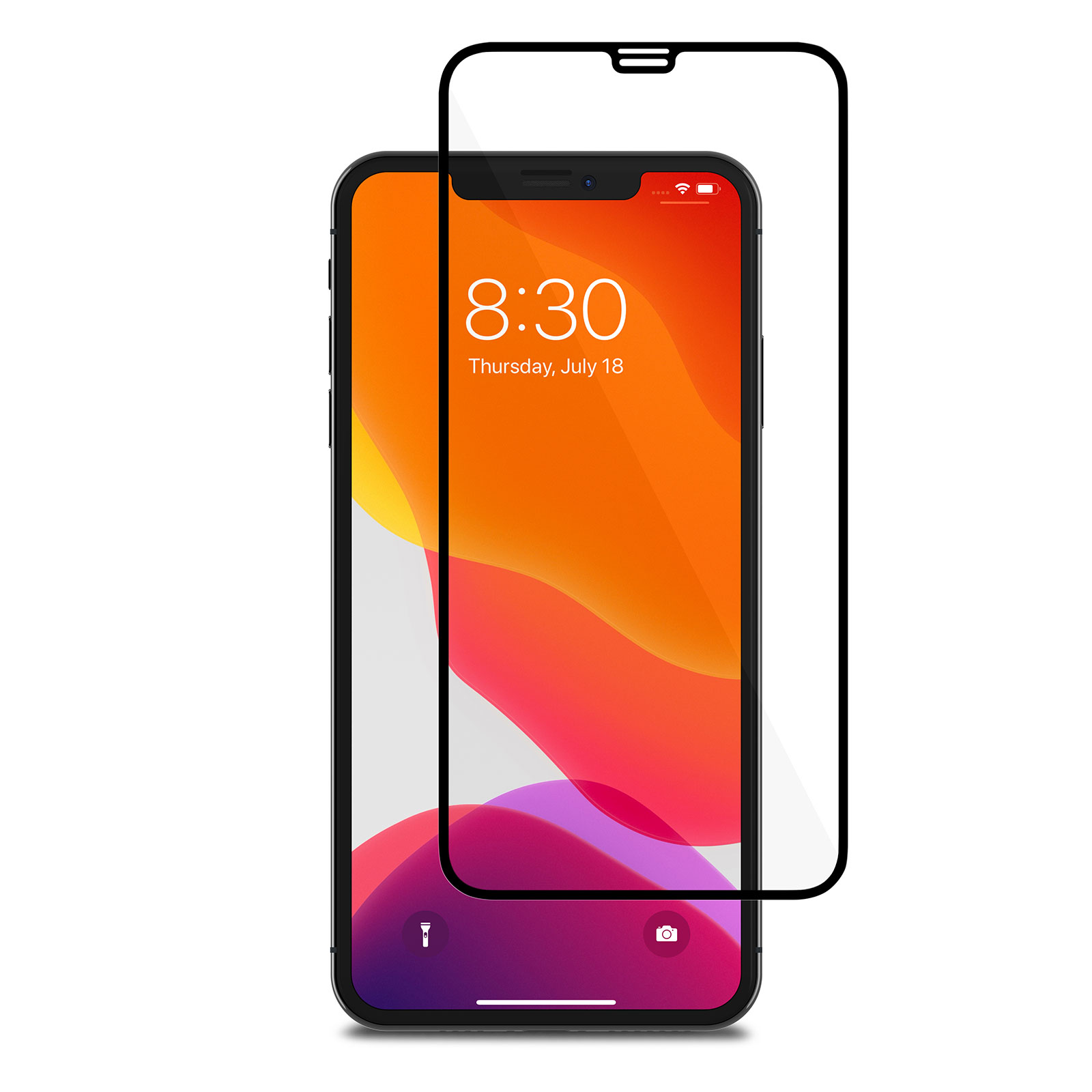 huge discount be6e7 1948f IonGlass for iPhone XS Max