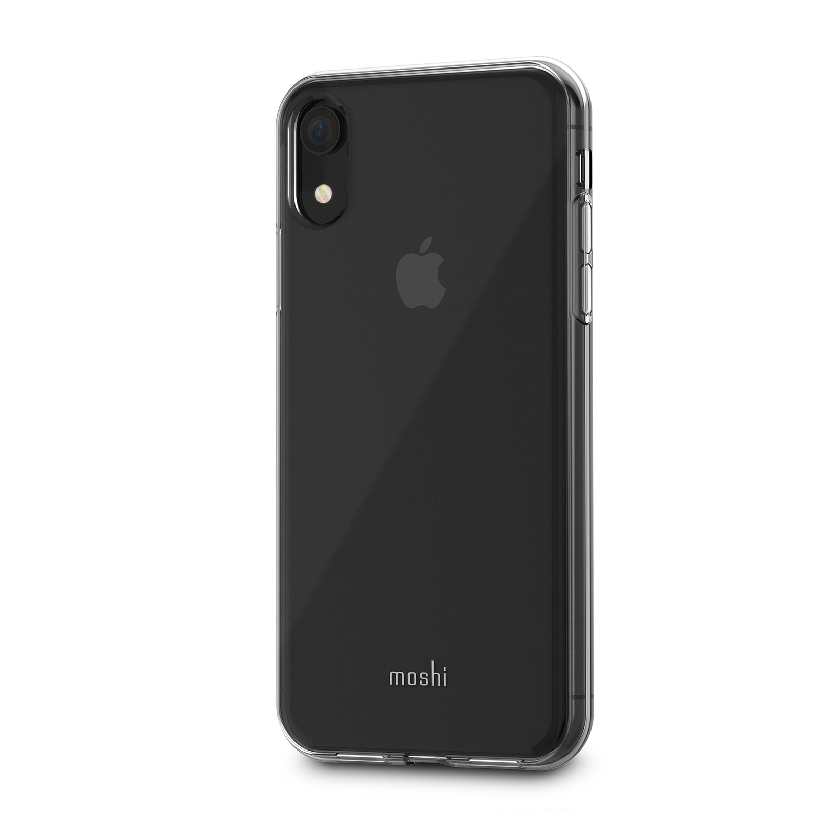 iphone xr clear case shop phone case clear vitros by moshi. Black Bedroom Furniture Sets. Home Design Ideas