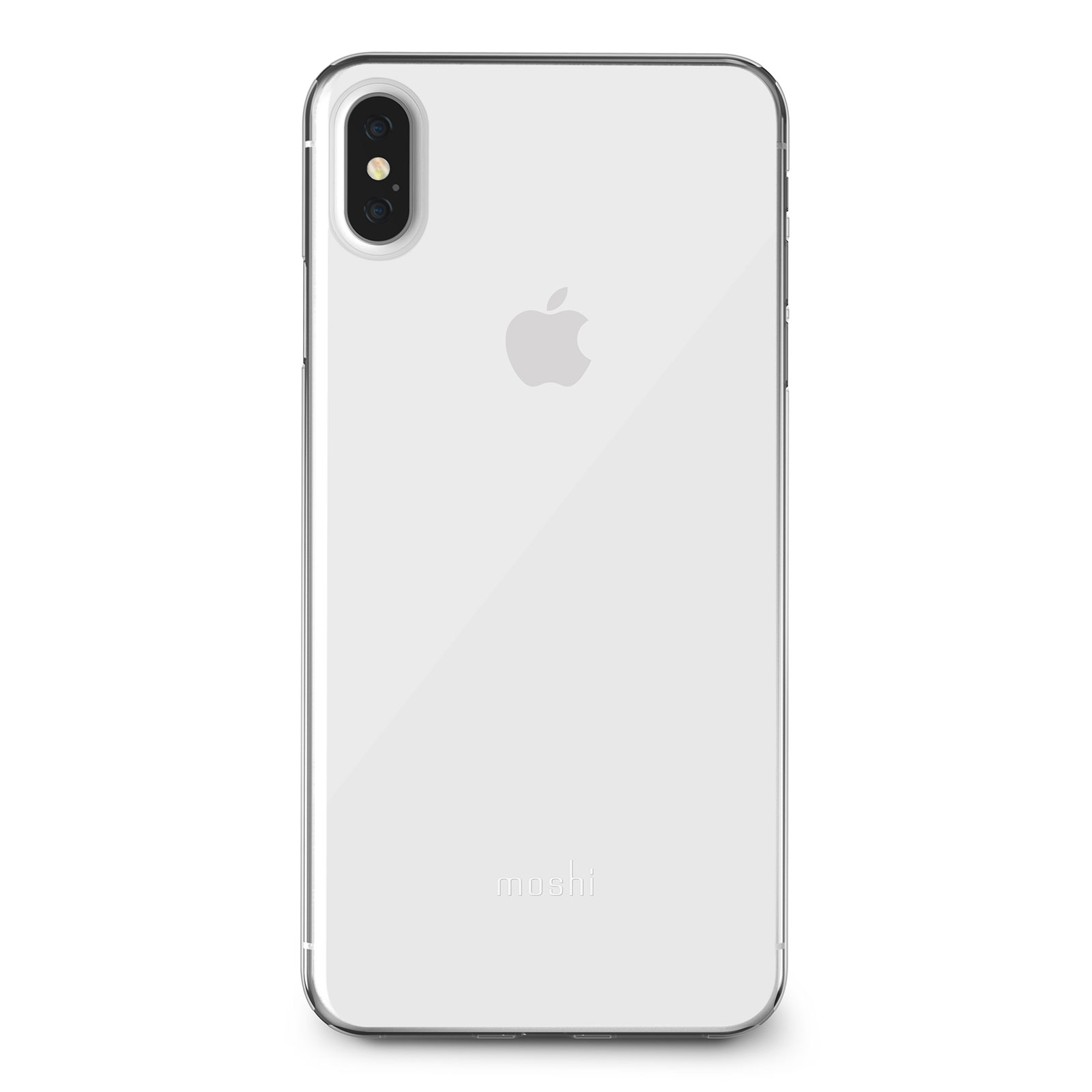 iphone xs max cleae case
