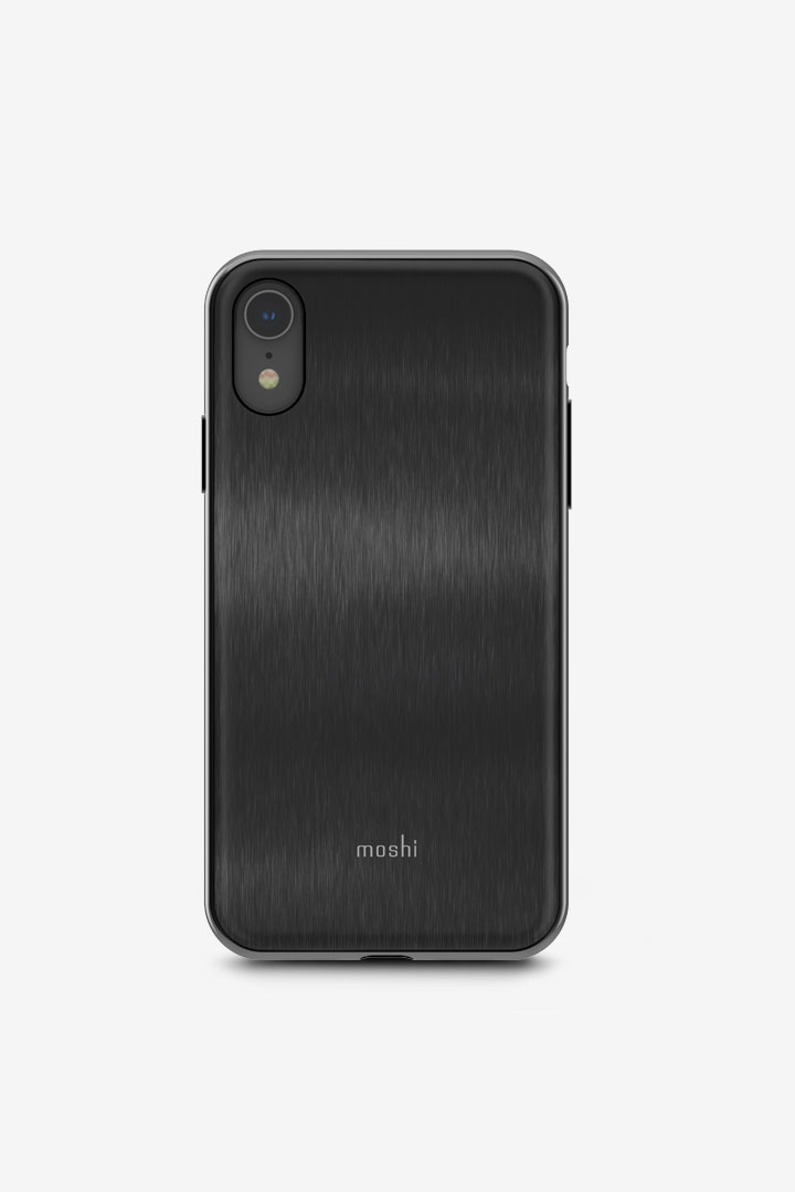 iGlaze for iPhone XR#Armour Black