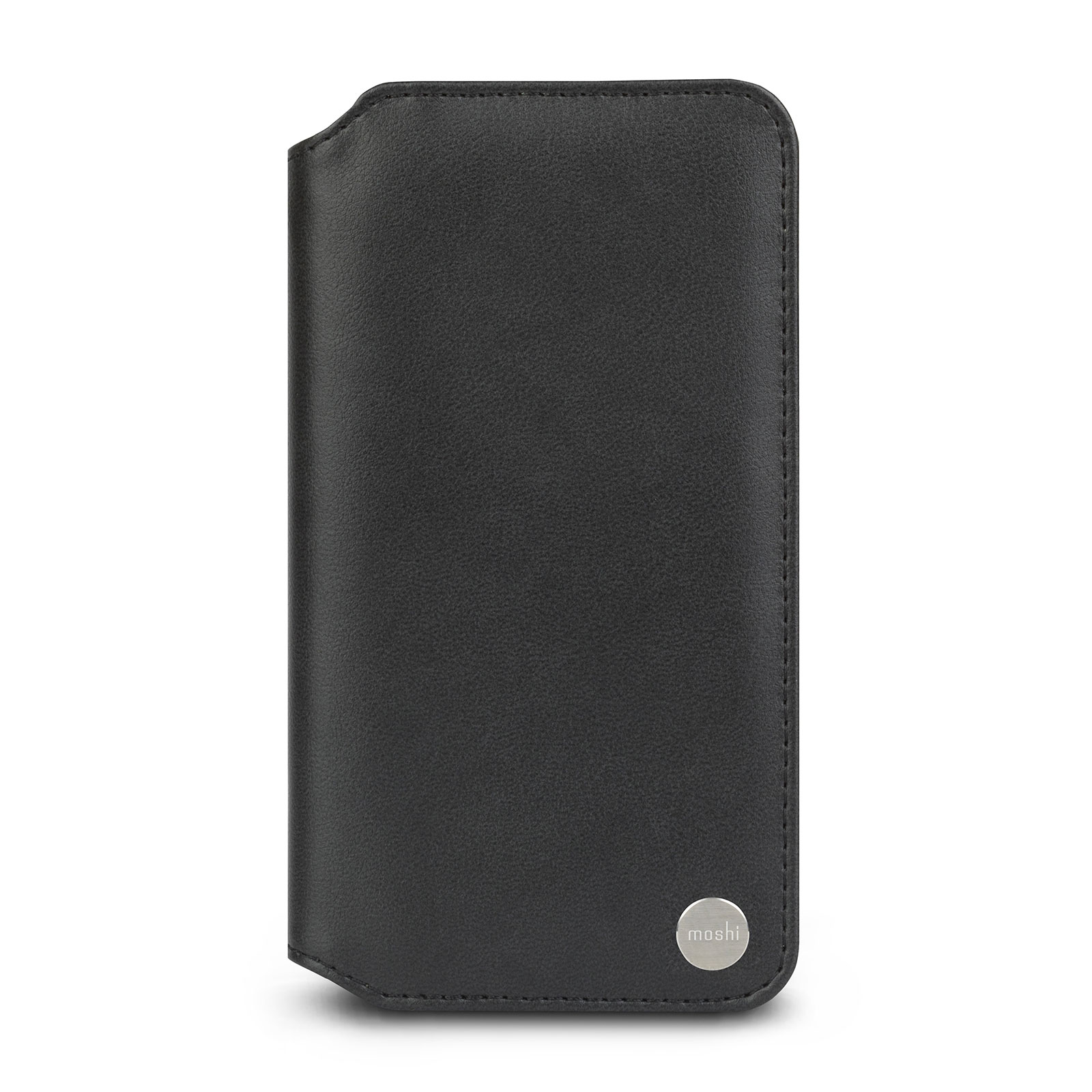 5b249610361 iPhone Premium Wallet Case - Shop iPhone Cases | Black Overture by Moshi
