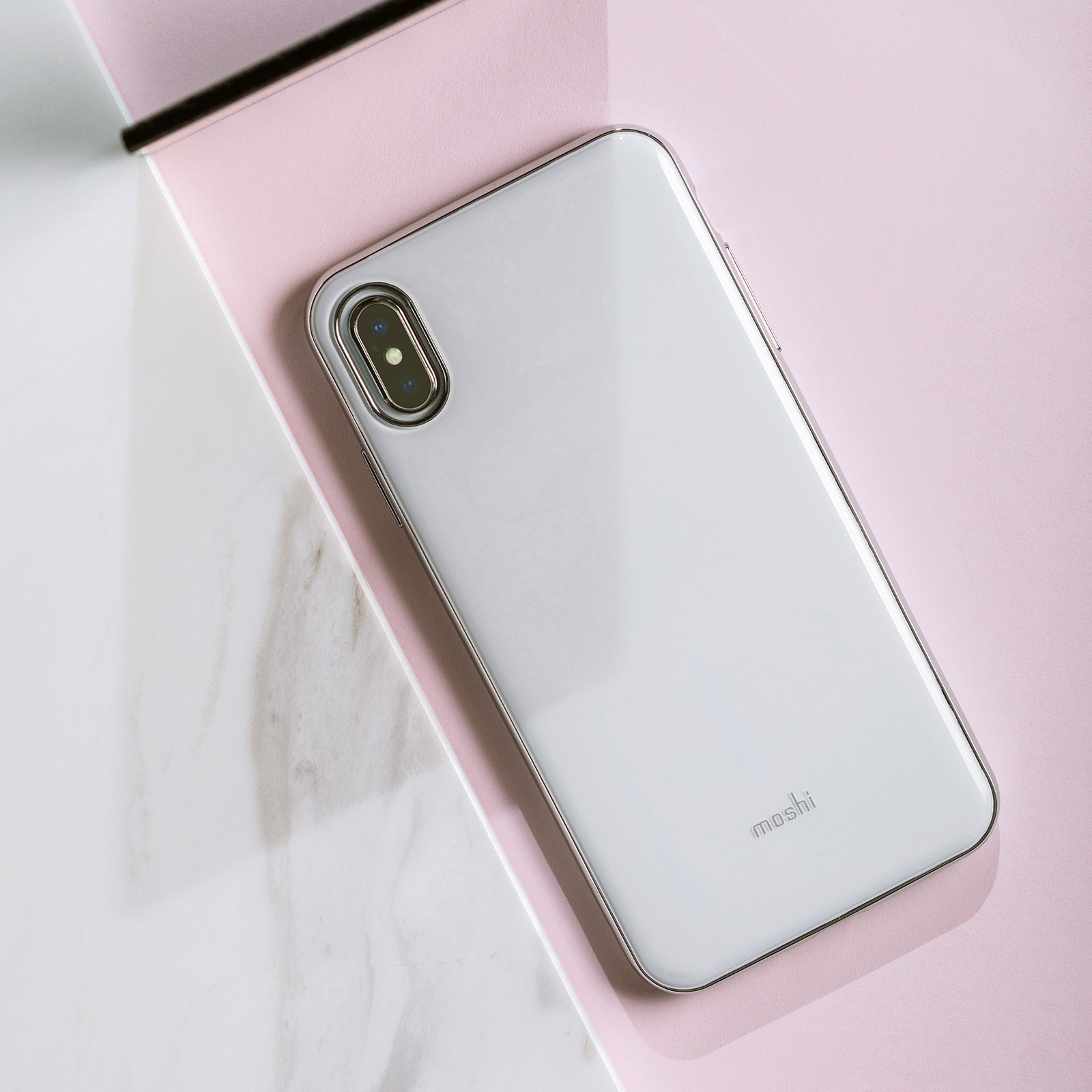 iphone xs max pearl case