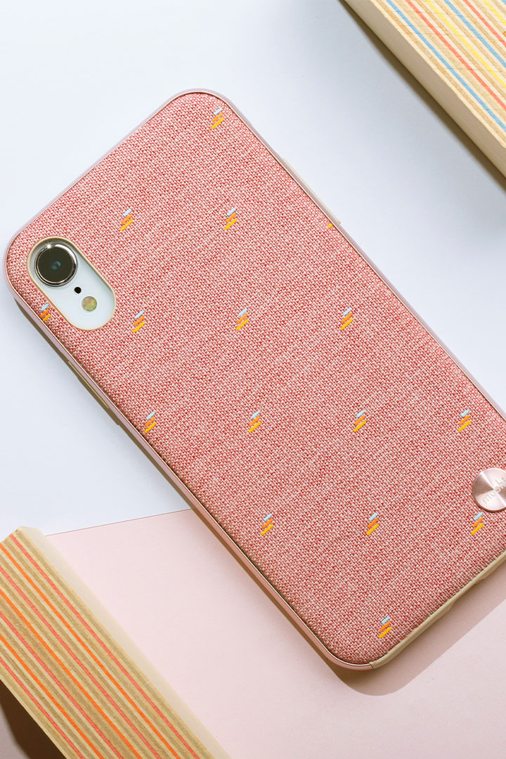Vesta for iPhone XR#Macaron Pink