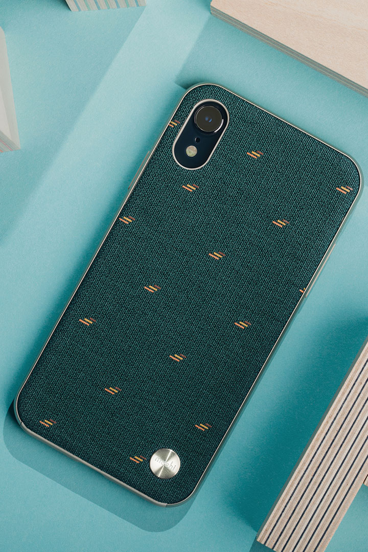 Vesta for iPhone XR#Emerald Green