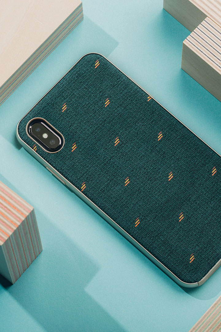 Vesta for iPhone XS Max#Emerald Green