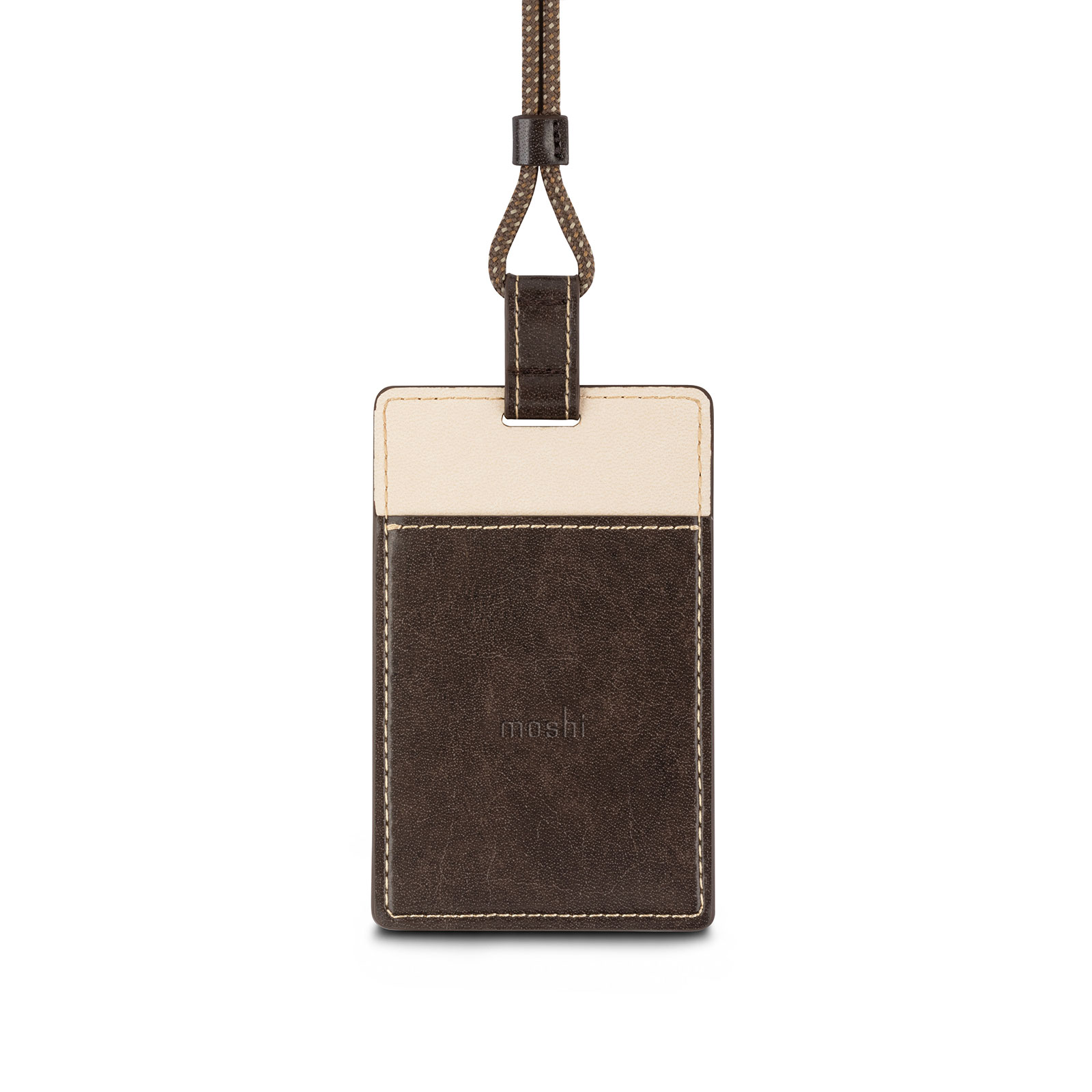 Vegan Leather Badge/ID Holder-1-thumbnail