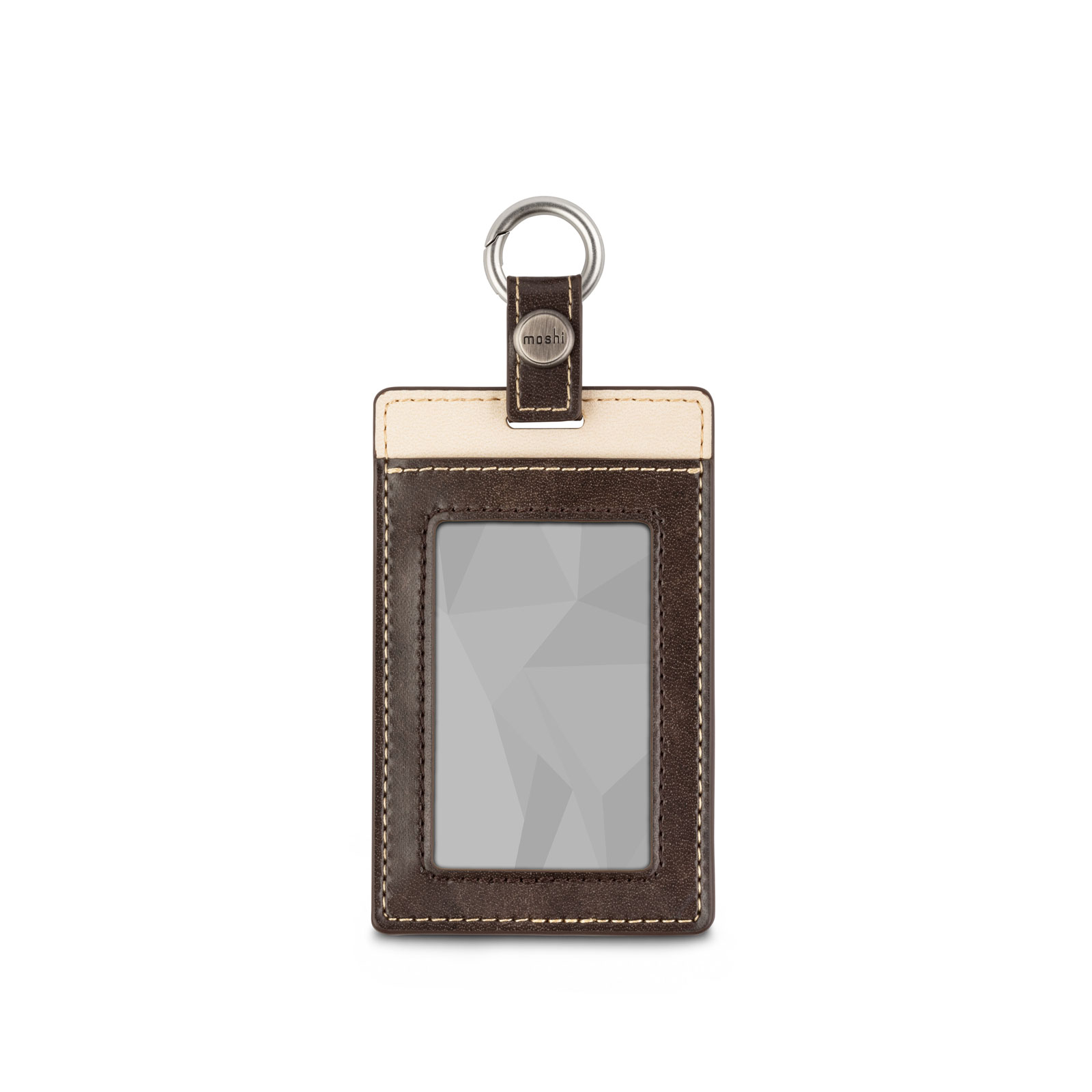 Vegan Leather Badge/ID Holder-3-thumbnail