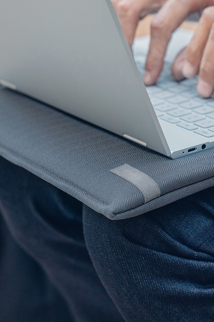 secondPluma for Laptops (MFG)#Denim Blue