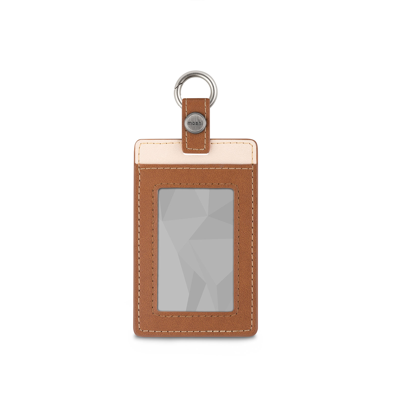 Vegan Leather Badge/ID Holder-2-thumbnail