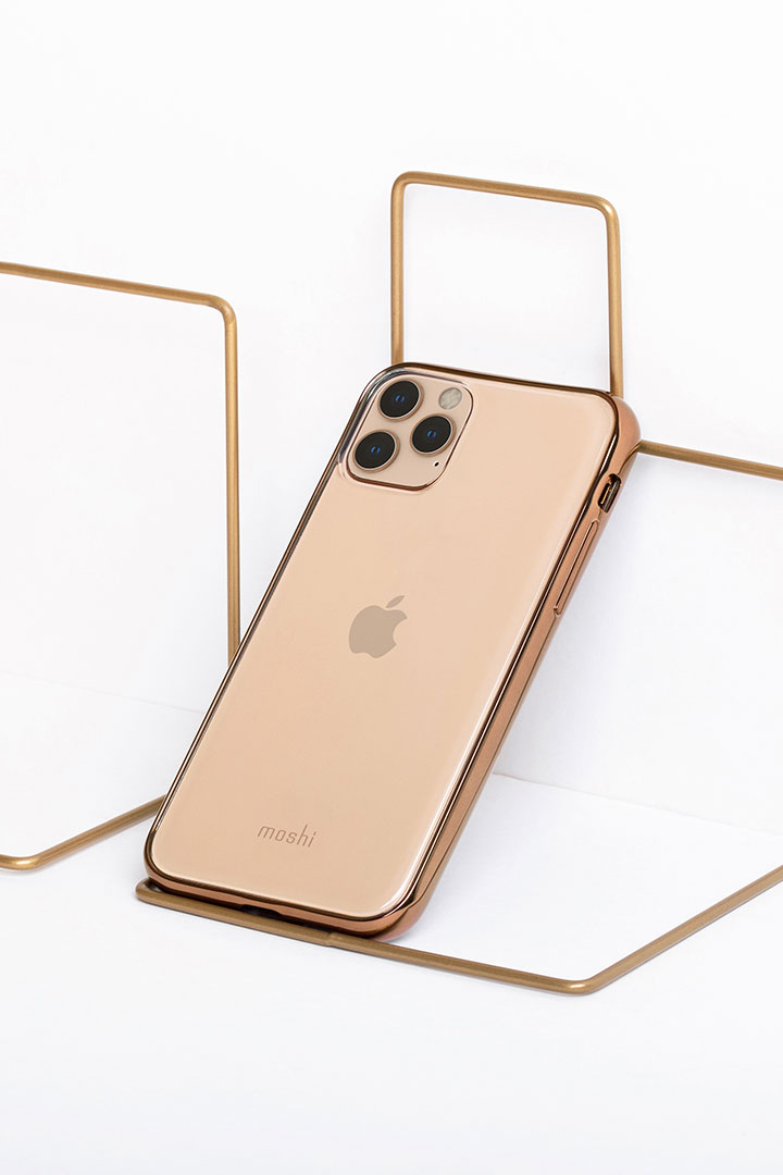 Vitros for iPhone 11 Pro#Champagne Gold