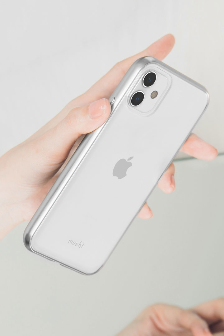 Vitros for iPhone 11#Jet Silver