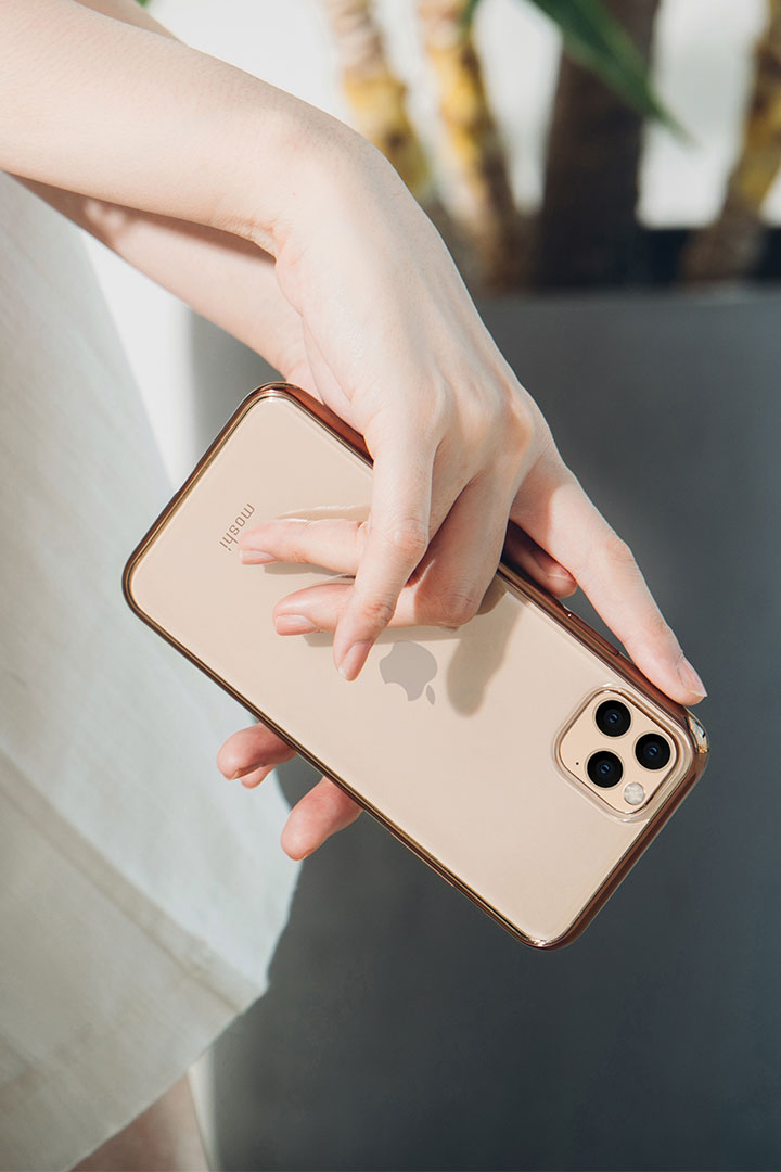Vitros for iPhone 11 Pro Max#Champagne Gold