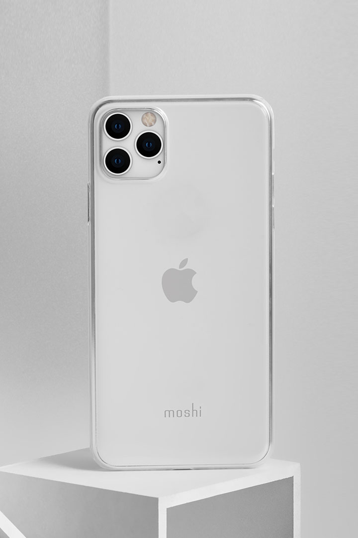 SuperSkin for iPhone 11 Pro Max#晶透
