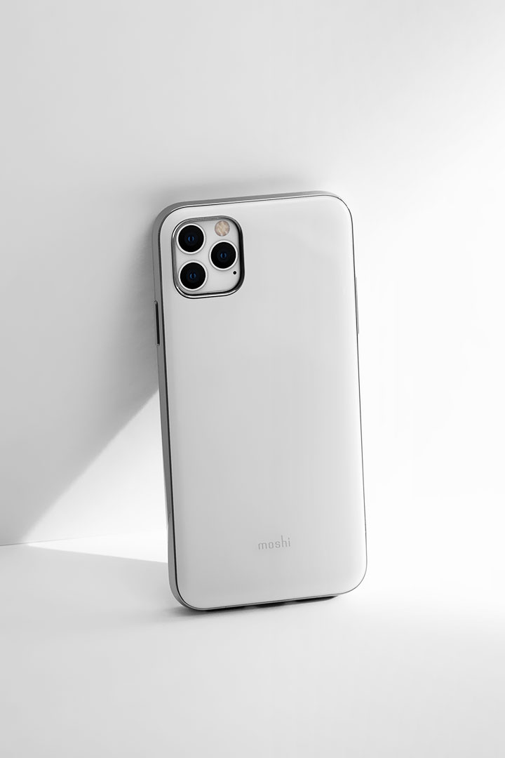 iGlaze for iPhone 11 Pro (SnapTo™)#Pearl White