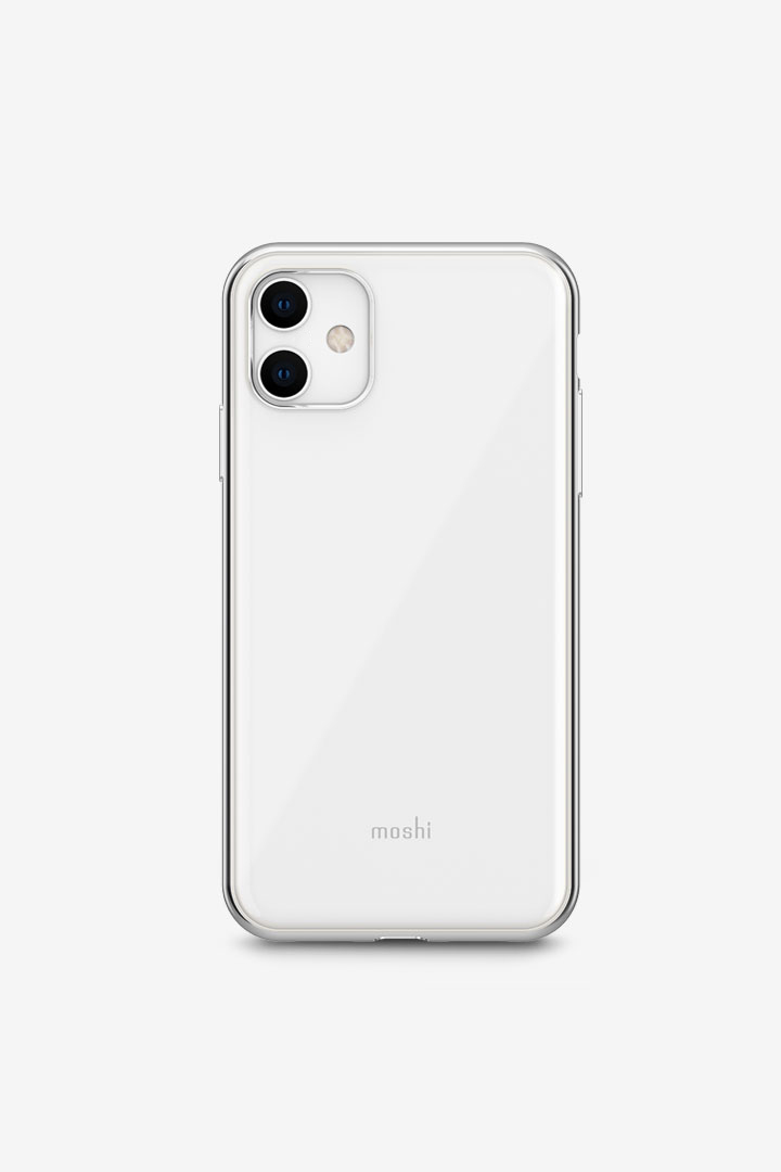 iGlaze for iPhone 11 (SnapTo™)#Pearl White