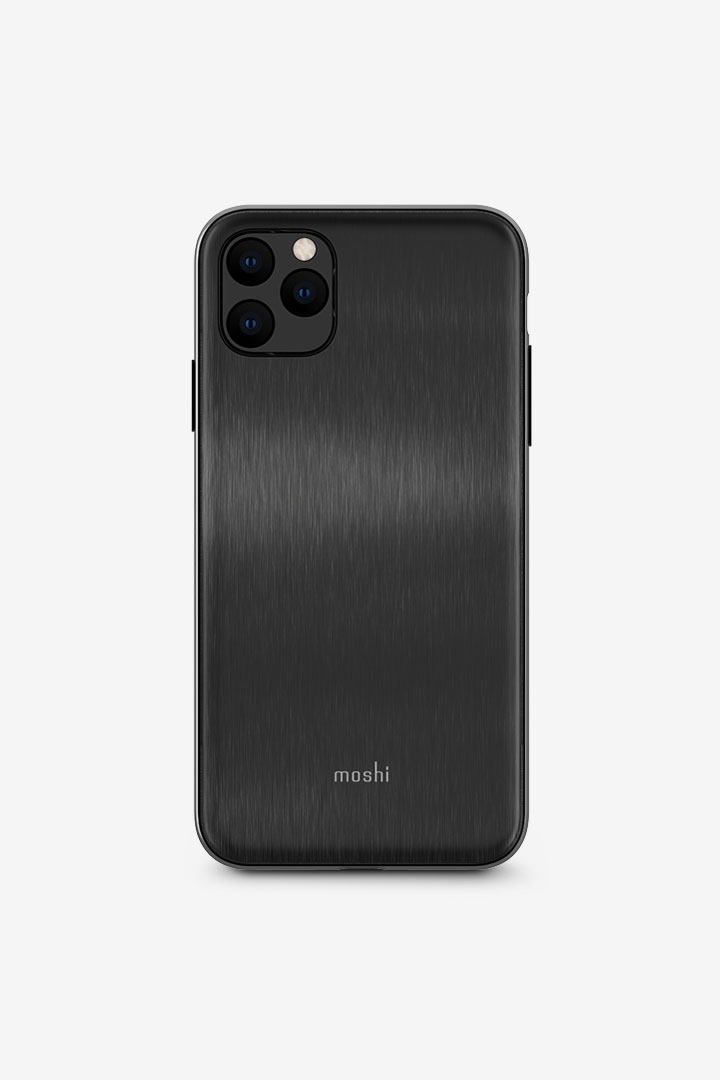 iGlaze for iPhone 11 Pro Max (SnapTo™)#Armour Black