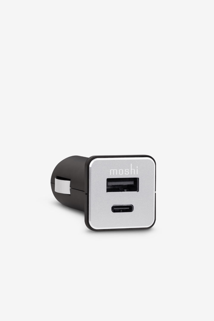 QuikDuo™ Car Charger#Black