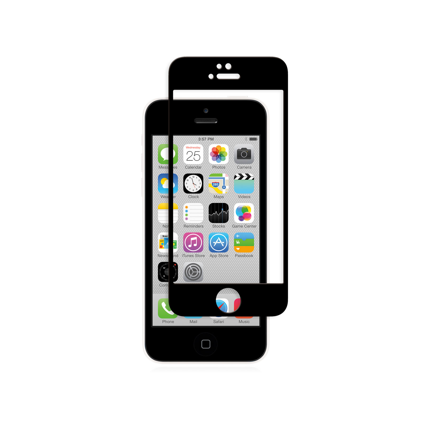 check out 45057 d97fe iVisor Glass for iPhone SE/5s/5c/5