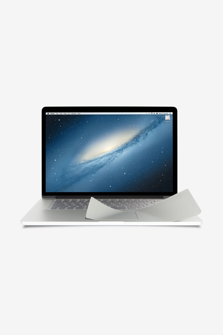 PalmGuard for MacBook Pro Retina 15#silver