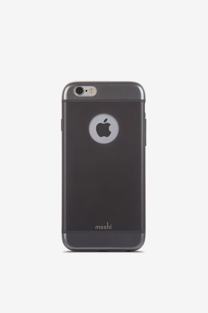 iGlaze for iPhone 6/6s#Graphite Black