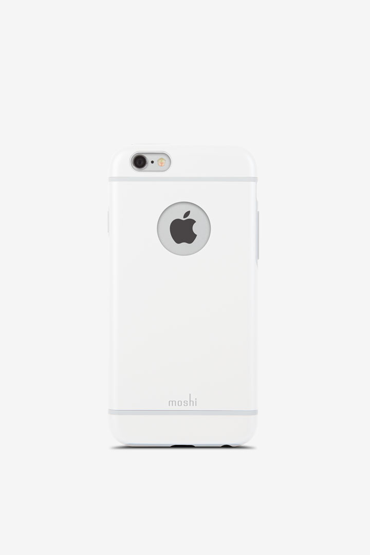iGlaze for iPhone 6/6s#Pearl White