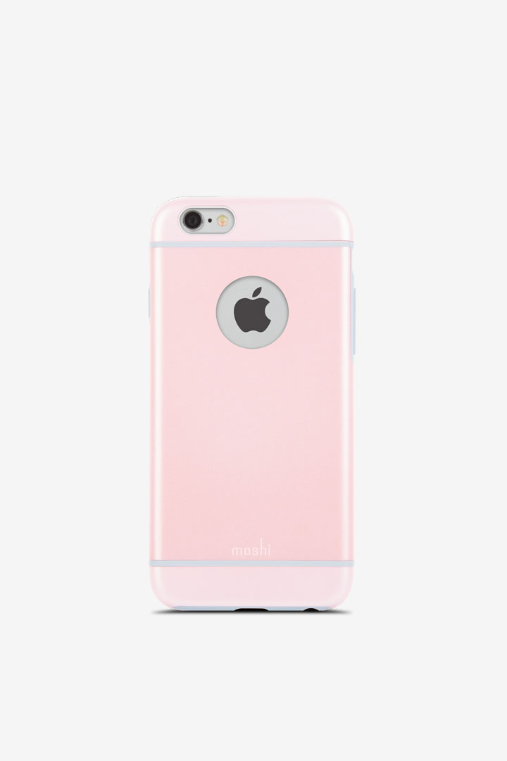 iGlaze for iPhone 6/6s#Carnation Pink