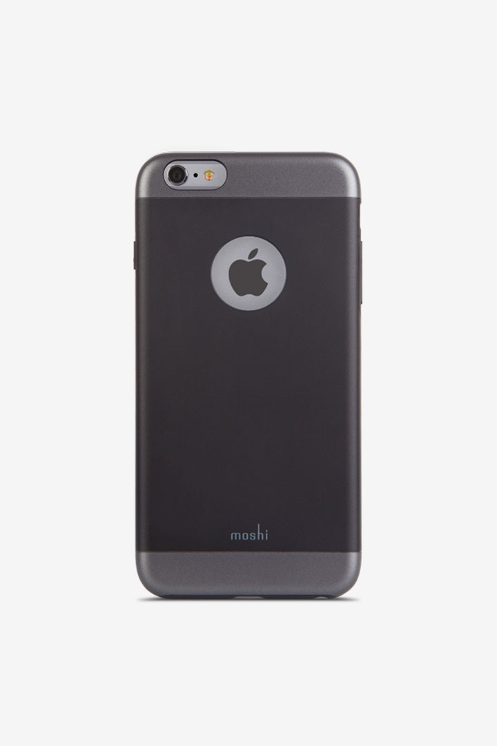 iGlaze for iPhone 6 Plus/6s Plus#Graphite Black