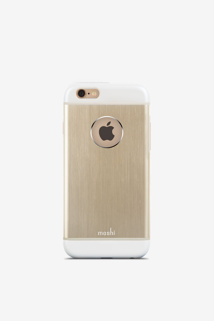 iGlaze Armour for iPhone 6/6s#Satin Gold