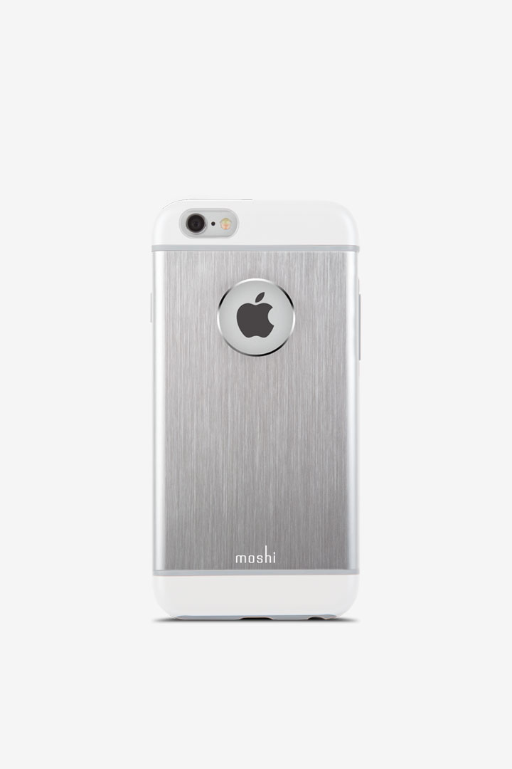 iGlaze Armour for iPhone 6/6s#Jet Silver
