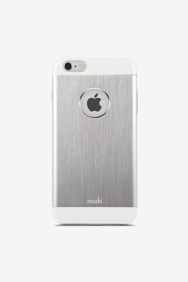 iGlaze Armour for iPhone 6 Plus/6s Plus#Jet Silver