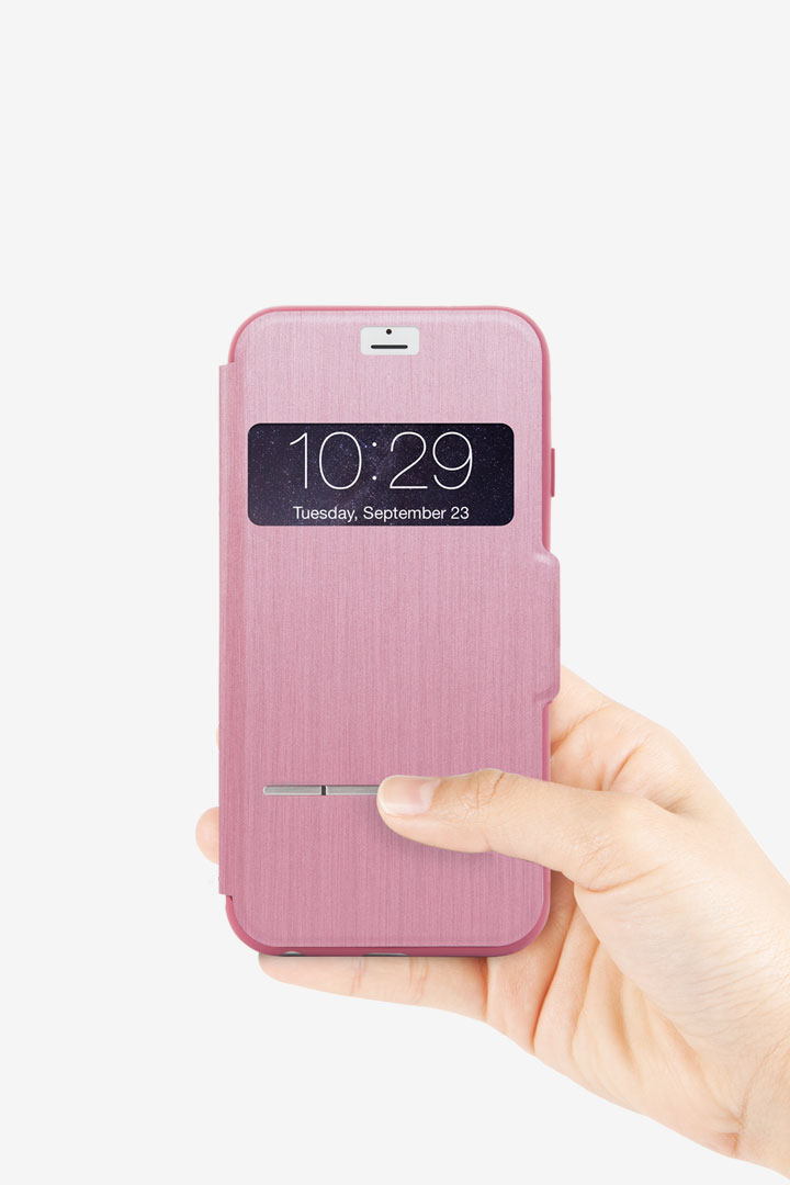 SenseCover for iPhone 6/6s#Rose Pink