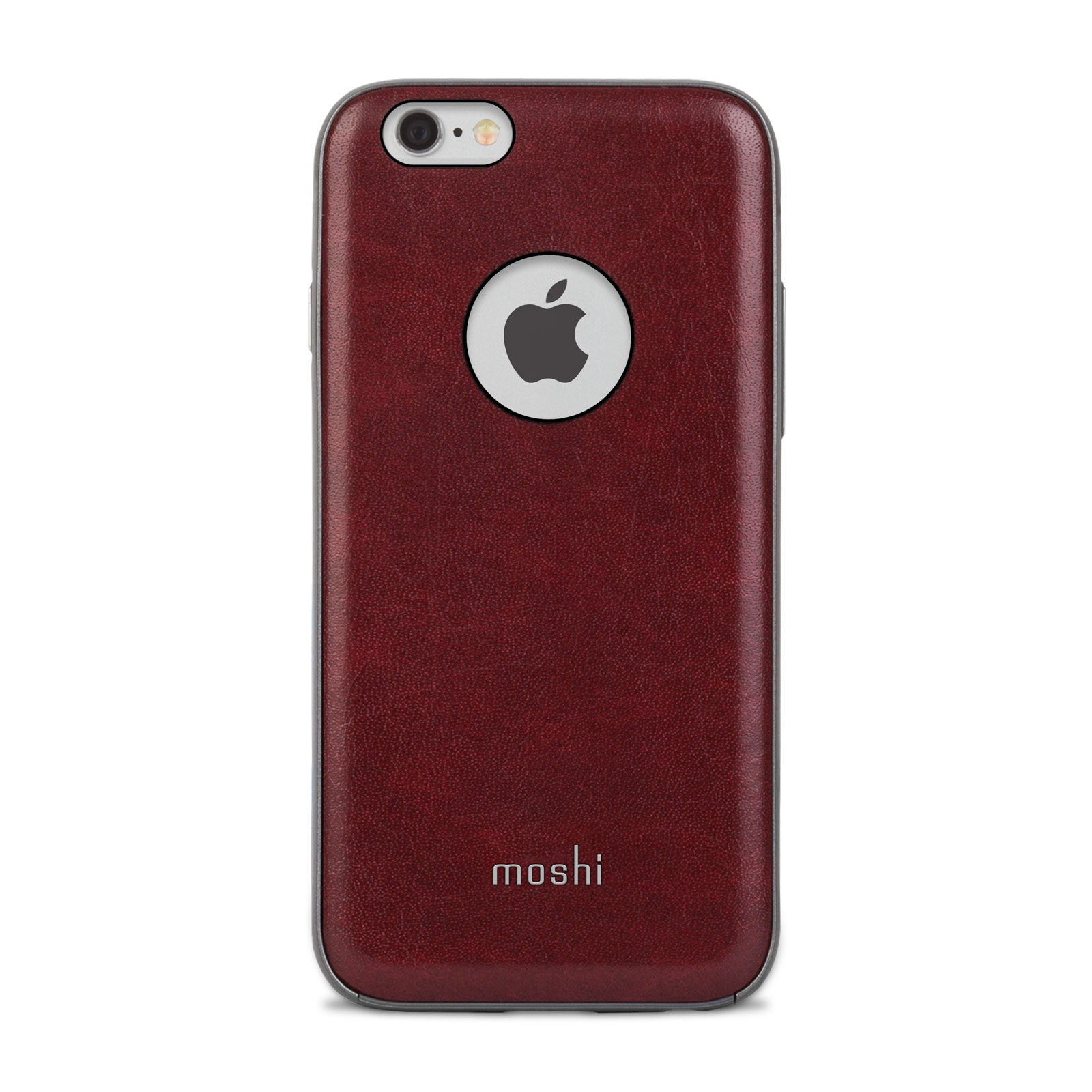 red leather iphone 6 case