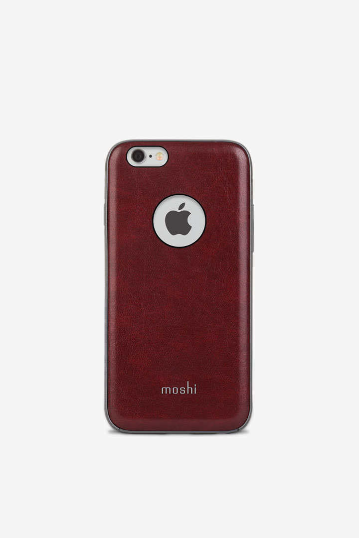 iGlaze Napa for iPhone 6/6s#Burgundy Red