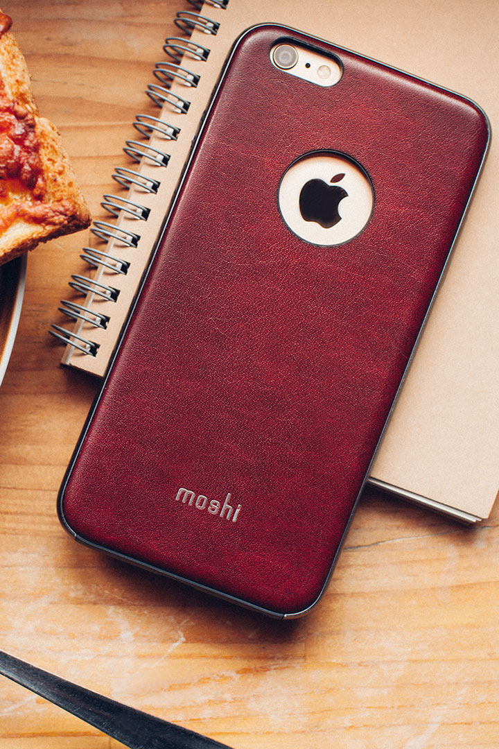 iGlaze Napa for iPhone 6 Plus/6s Plus#Burgundy Red