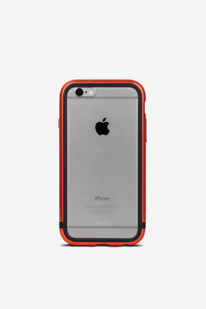iGlaze Luxe for iPhone 6/6s#Alloy Orange