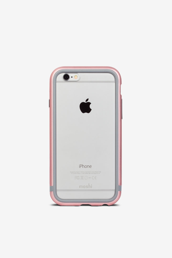 iGlaze Luxe for iPhone 6/6s#Rose Pink