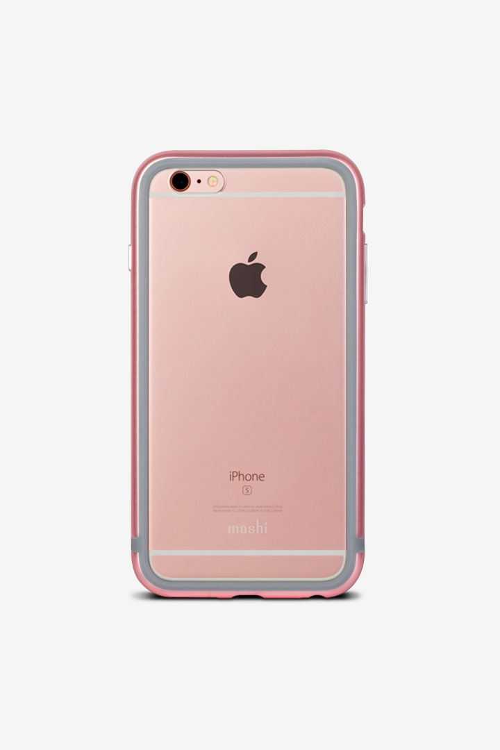 iGlaze Luxe for iPhone 6 Plus/6s Plus#Rose Pink
