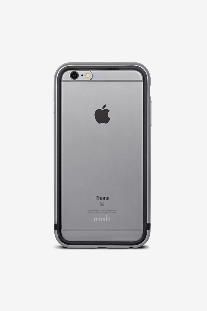 iGlaze Luxe for iPhone 6 Plus/6s Plus#Titanium Gray