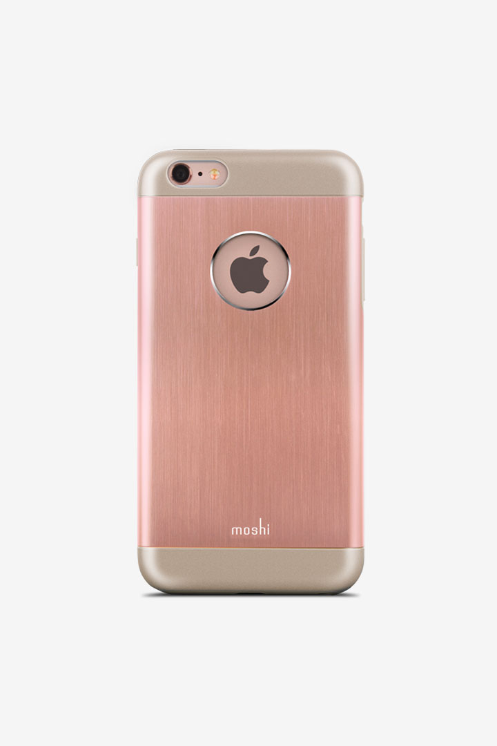 iGlaze Armour for iPhone 6 Plus/6s Plus#Golden Rose