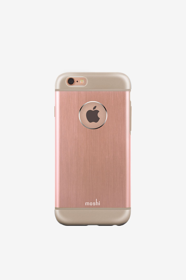 iGlaze Armour for iPhone 6/6s#Golden Rose