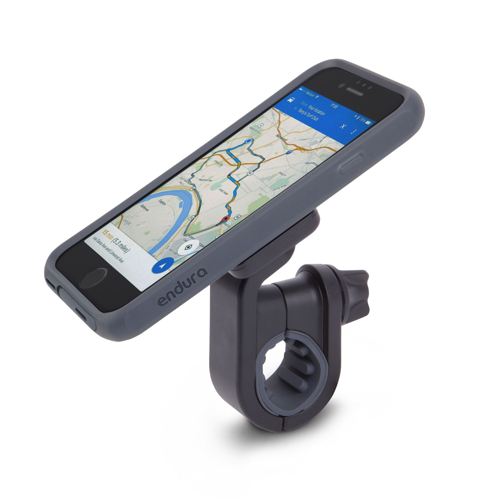 Iphone Bike Mount >> Handlebar Bike Mount Shop Bike Mount Mount By Moshi