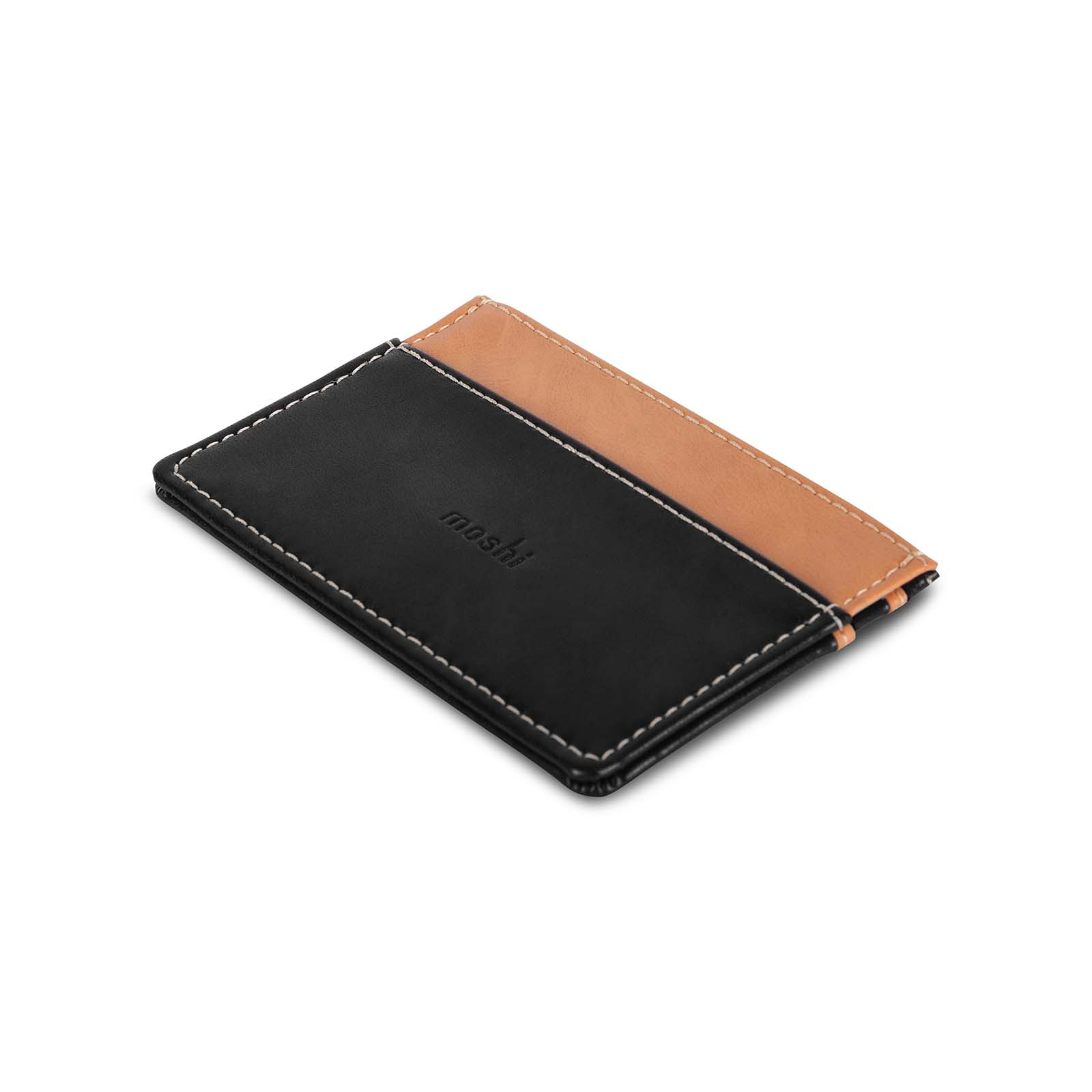 Lightweight Vegan Leather Slim Wallet-5-thumbnail