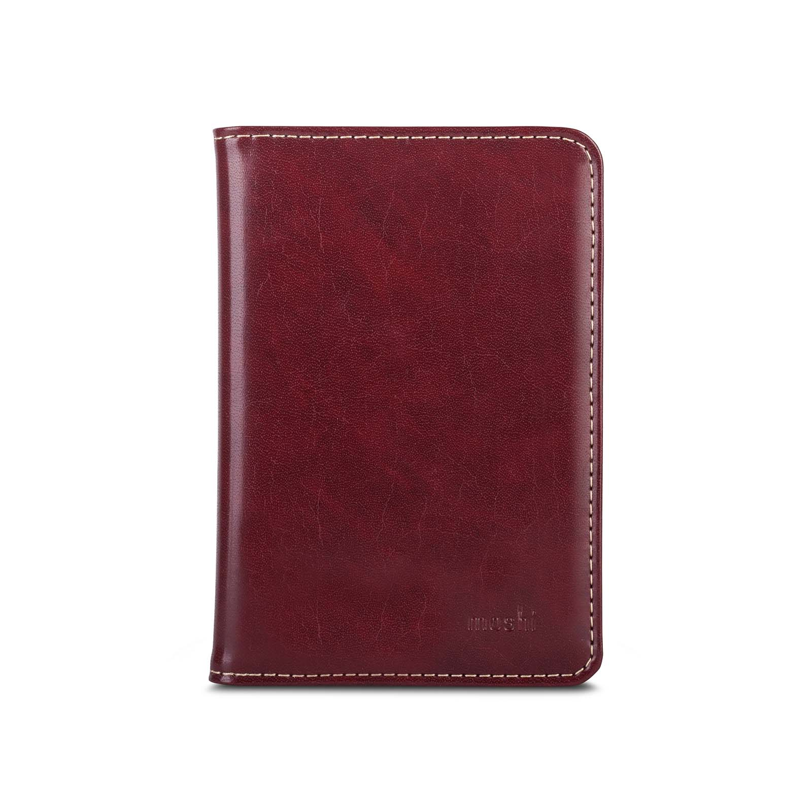 Vegan Leather Passport Holder-image