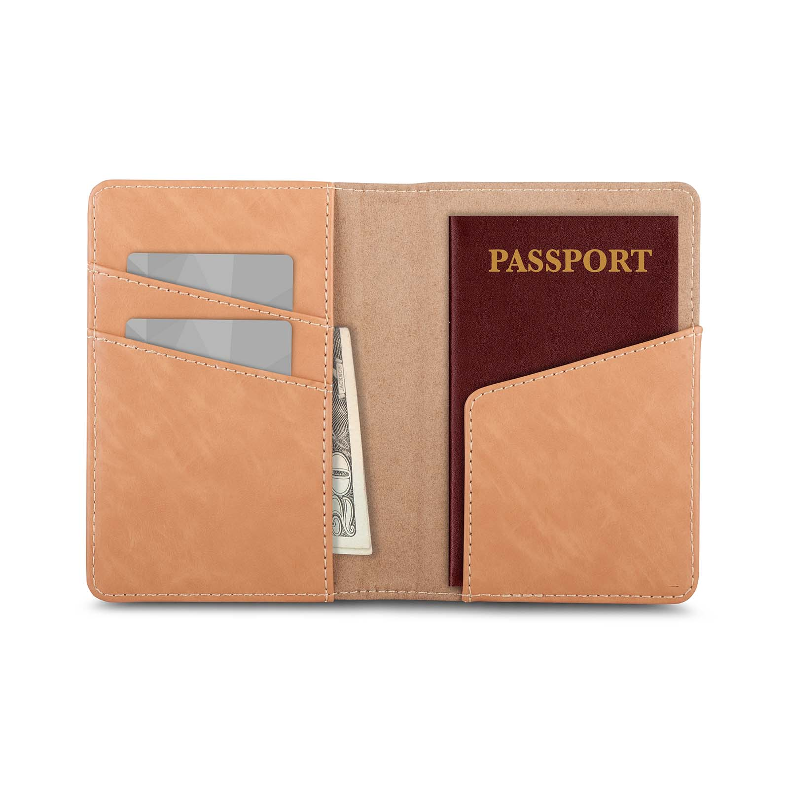 Vegan Leather Passport Holder-4-thumbnail