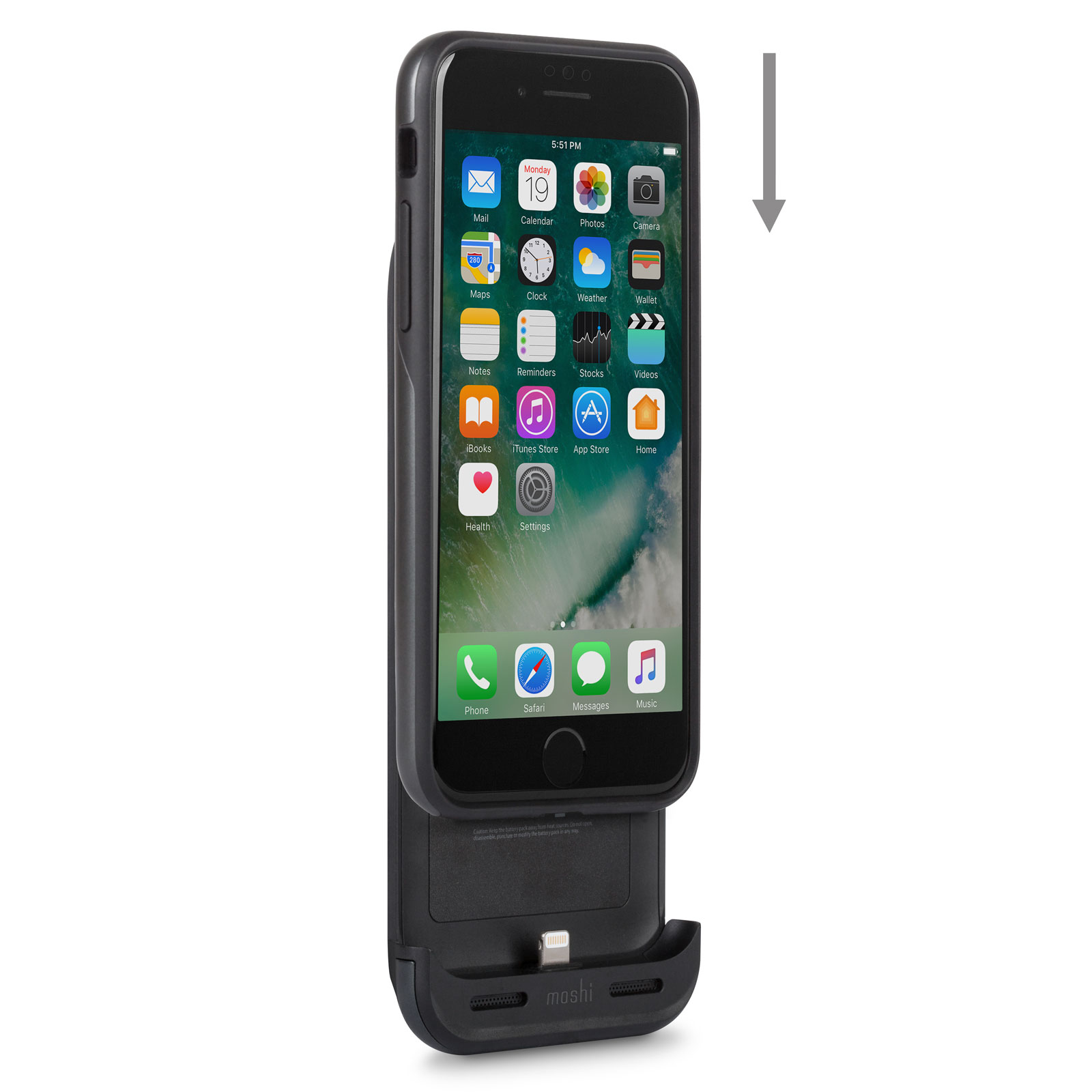 8 iphone charging case