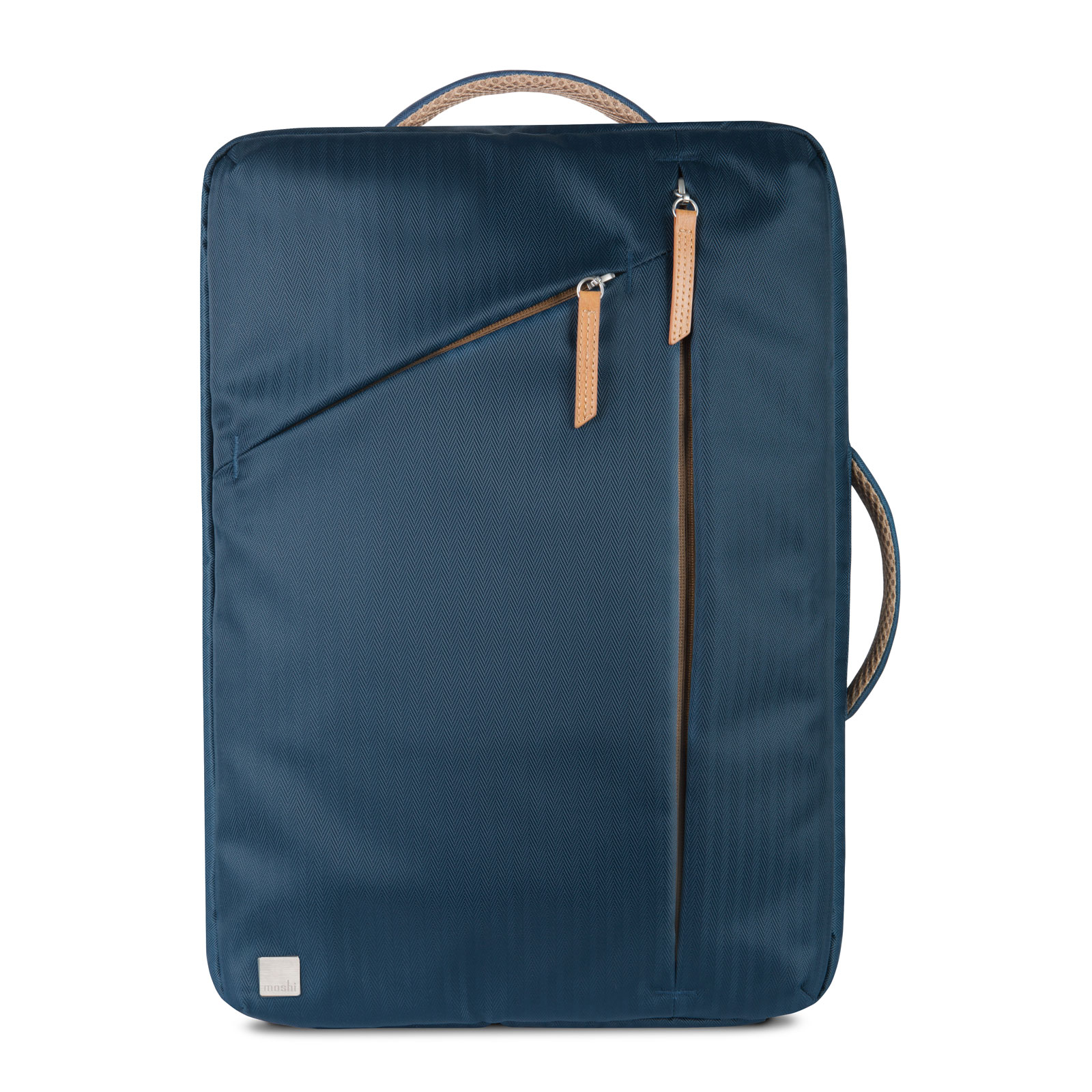 dc318564452 Laptop Backpack with Crossbody Design - Shop Backpacks | Blue ...